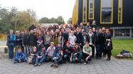 Schüleraustausch Doetinchem-Essen 2015
