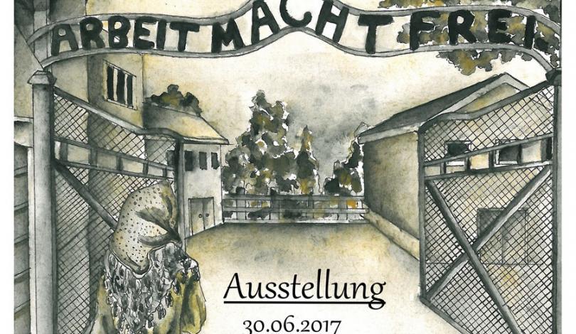 Auschwitz-Ausstellung 30.6.2017