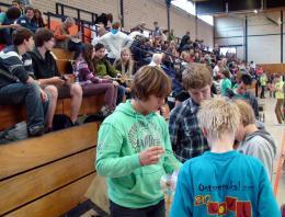 Mausefallenrennen 2012: 400 Teilnehmer