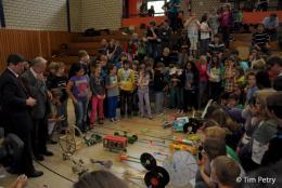 Mausefallenrennen 2012: Kreativität
